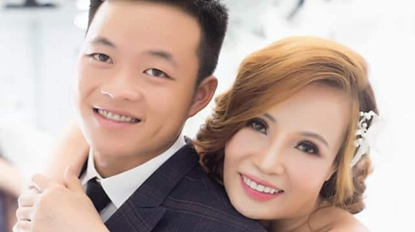 Cặp đôi vợ 62 chồng 26 vào phim hài Tết của Bình Trọng